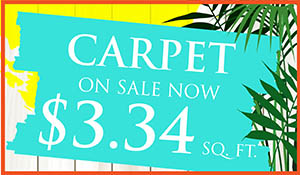 Karastan Kashmere carpet on sale now $3.34 sq.ft.