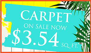 Stanton carpet on sale now $3.54 sq.ft.