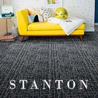 Stanton's decorative, high-quality carpet is sure to delight the most discerning of customers - stop by to see our selections!